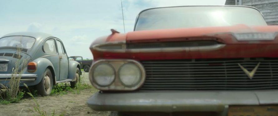 Inthetallgrass Film Netflix Stephen King Eastereggs Christine