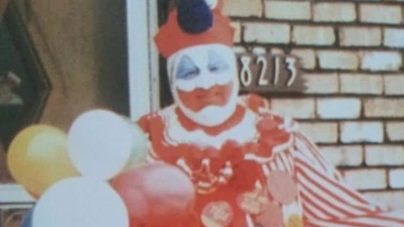 John Wayne Gacy Killer Clown