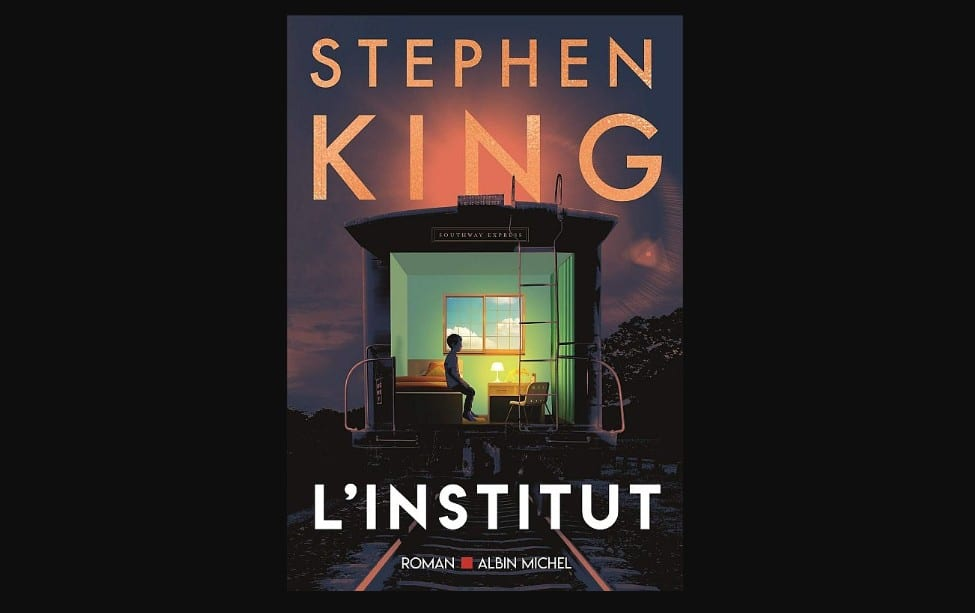 L Institut Livre Roman Stephen King Albinmichel