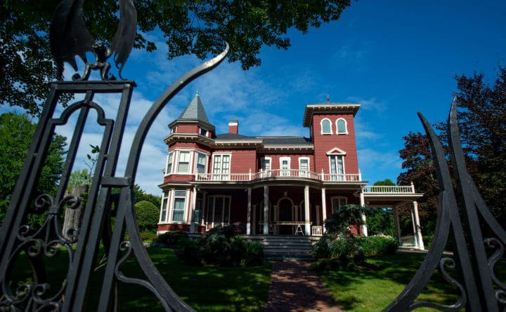 Maison De Stephenking Bangor