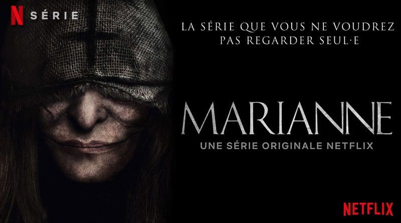 Stephen King Vous Recommande Marianne Une Serie