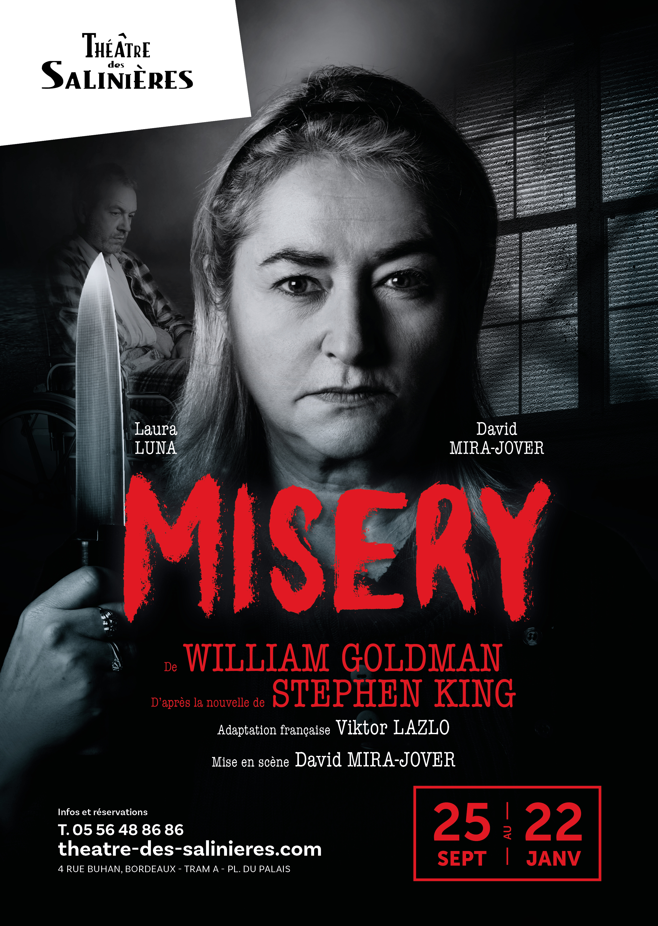 Misery Theatre Bordeaux