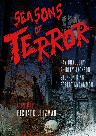 Seasons Of Terror Cemeterydance Stephenking
