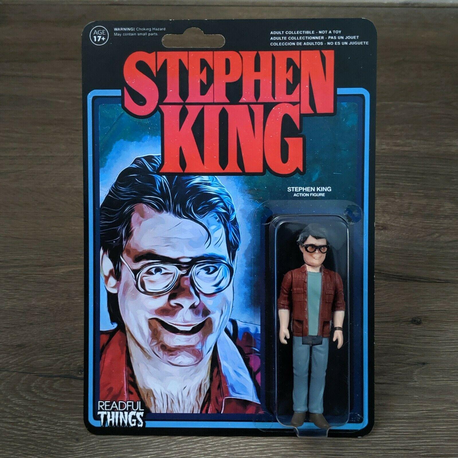Stephenking Figurine
