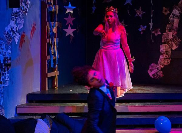 Carrie Comedie Musicale Stephenking Californie2