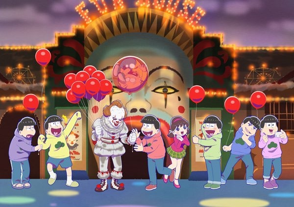 Mr Osomatsu Pennywise Anime