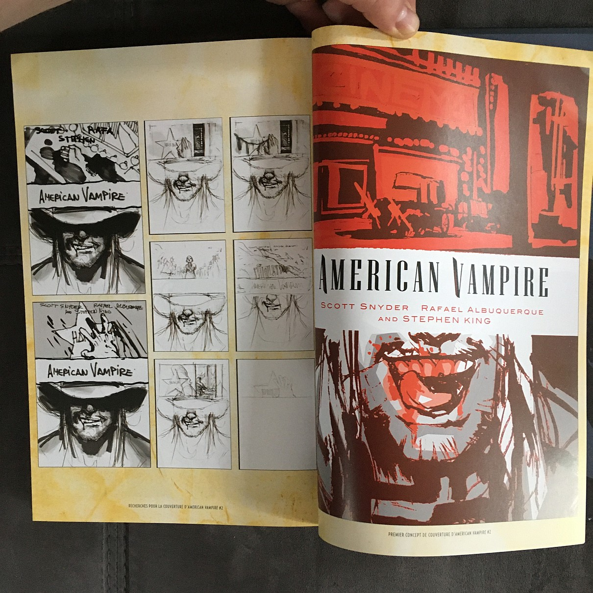 American Vampire Stephenking Reedition Urbancomics 0008