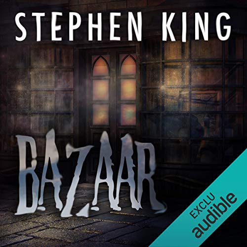 Stephenking Livreaudio Bazaar Audible
