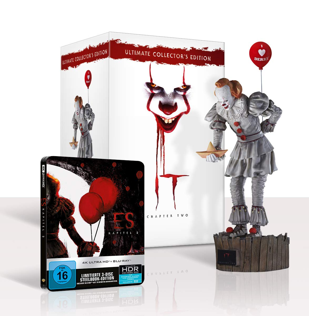 Ca Chapitre2 Edition Ultime Bluray Allemand