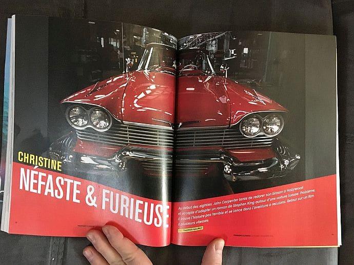 Christine Premiere Classics 2019