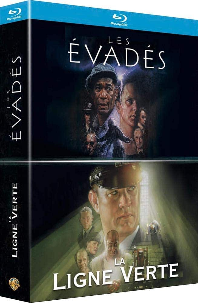 Coffret Bluray Laligneverte Lesevades