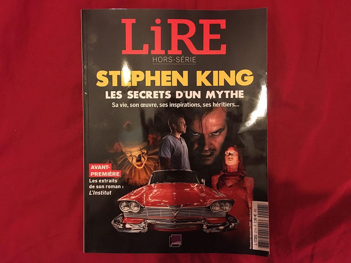 Lire Horsserie Stephenking 01