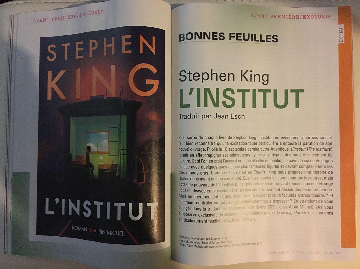 Lire Horsserie Stephenking 06
