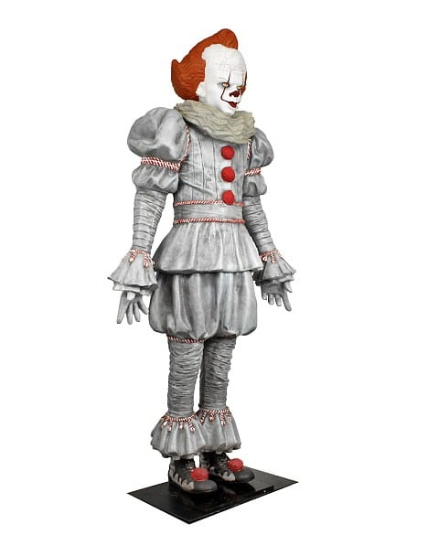 Neca Pennywise Mousse Taille Reelle 04
