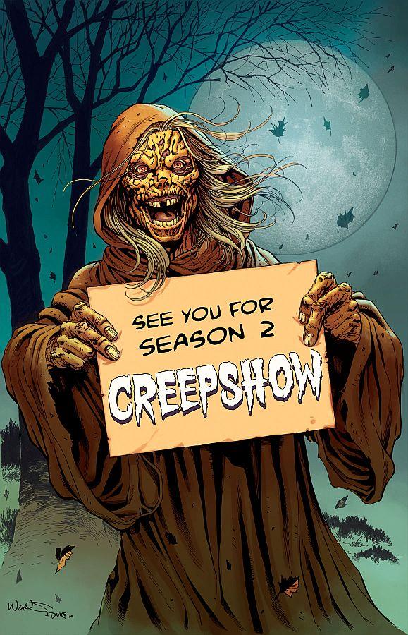 Stephenking Creepshow Saison2