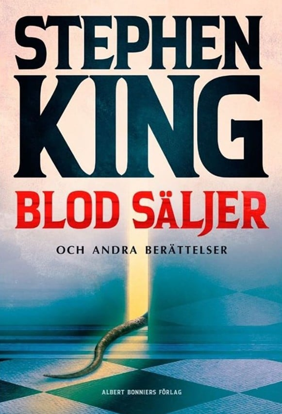 Stephenking Ifitbleeds Couverture Suedoise