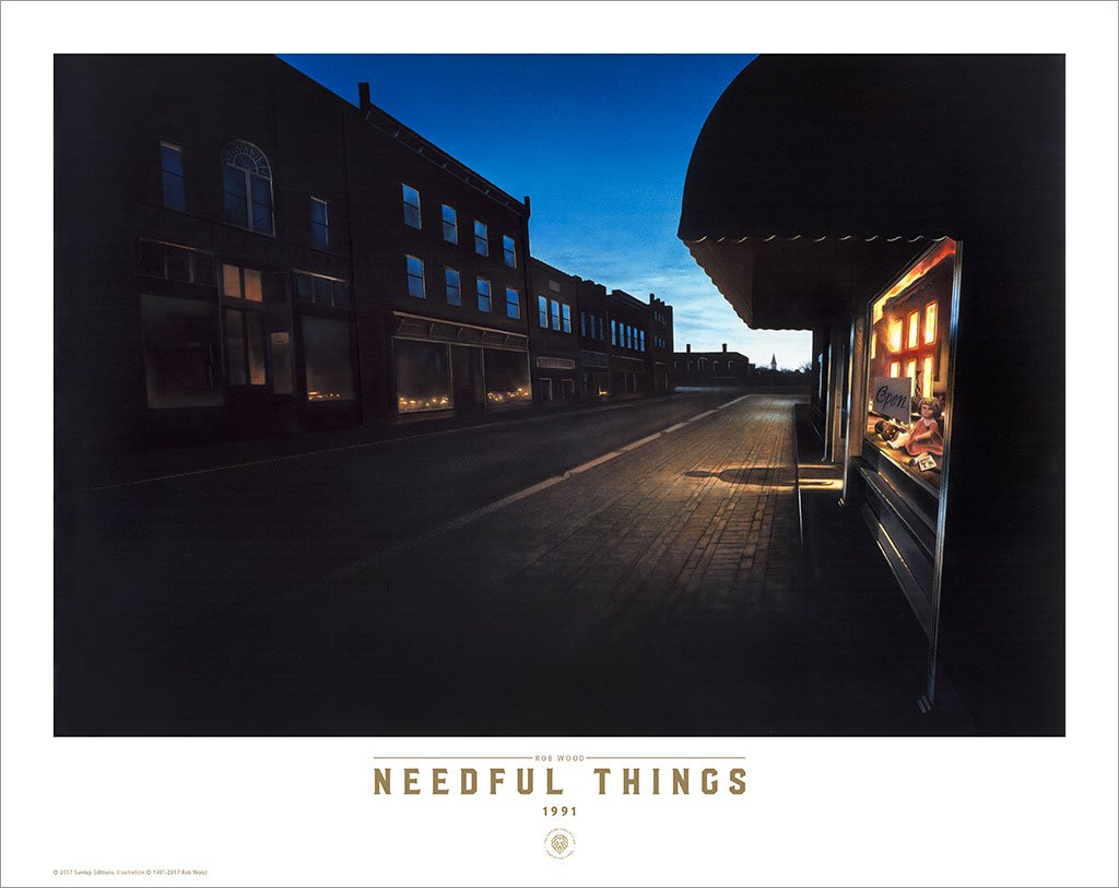 Needfulthings Stephenking Bazaar