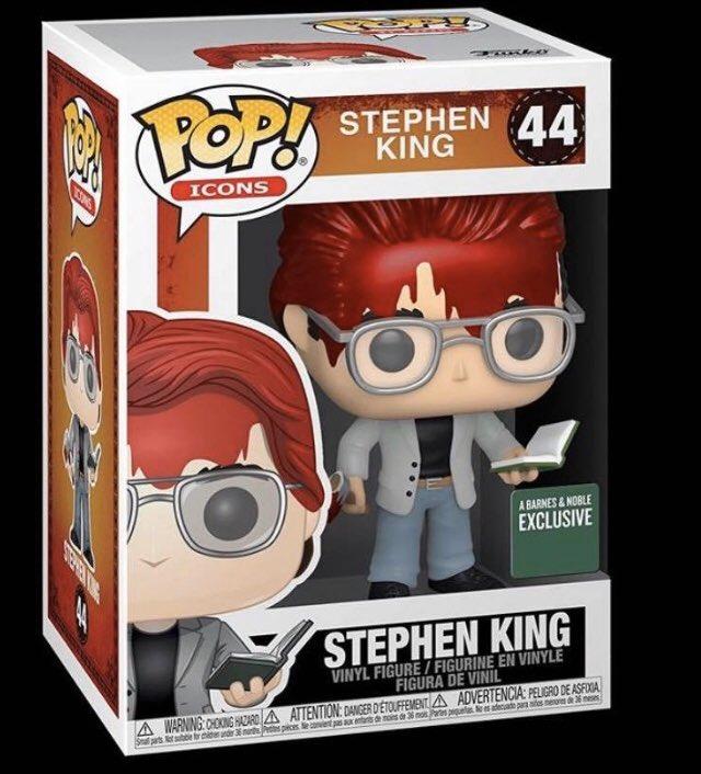 Funko Figurine Stephenking 02