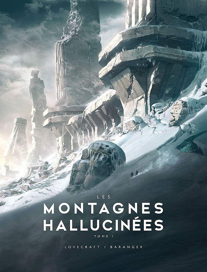 Lesmontagneshallucinees 1 Lovecraft Bragelonne