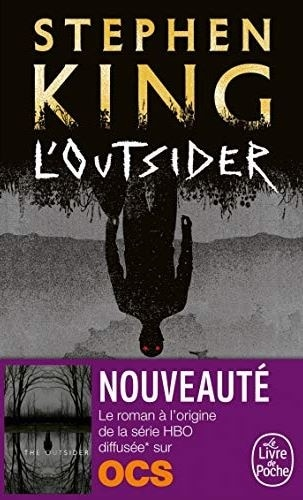 Loutsider Couv Stephenking Lelivredepoche Small Tiein