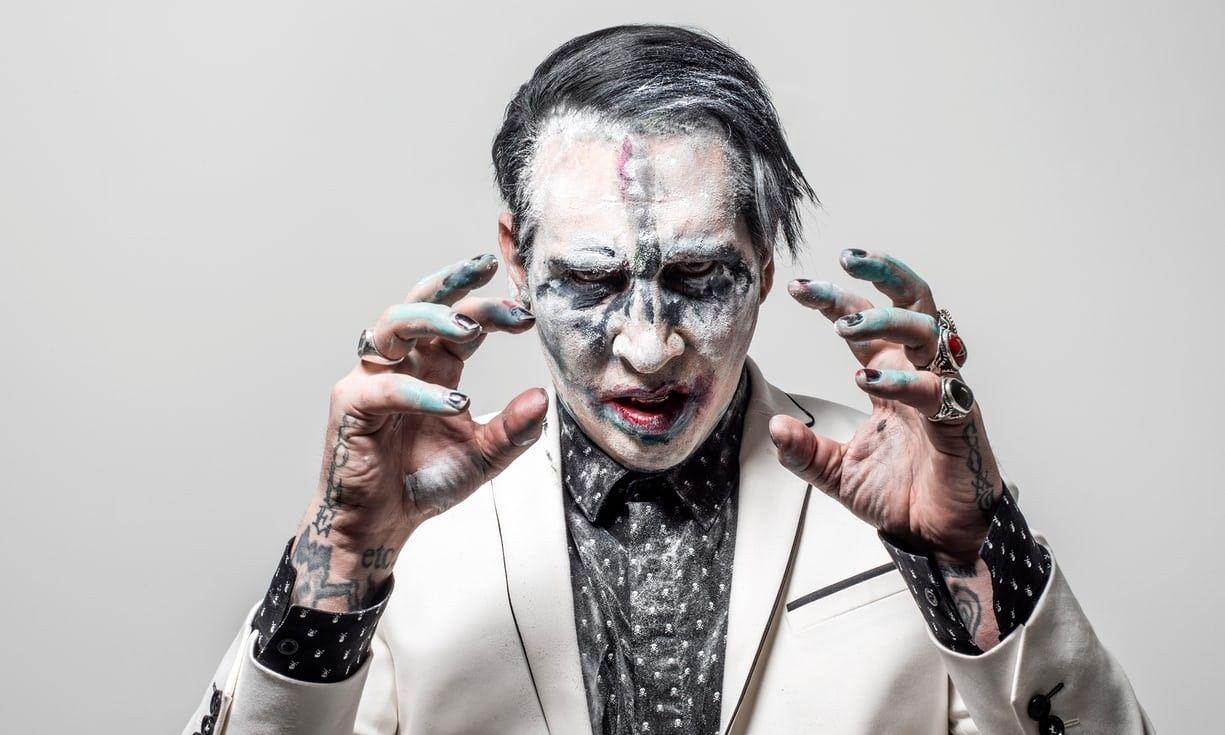 Marilyn Manson Serie Lefleau