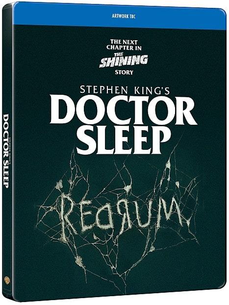 Stephenking Doctorsleep Bluray Exclusive Steelbook Bhv2