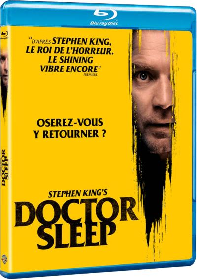 Stephenking Doctorsleep Bluray