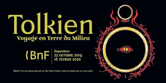 Tolkien Exposition Bnf