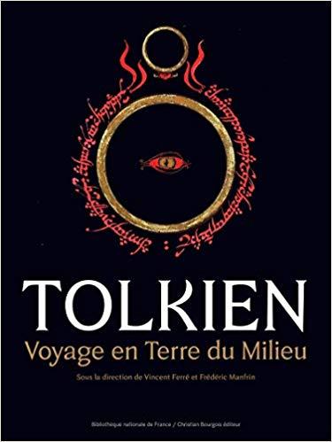 Tolkien Voyage En Terre Du Milieu Bnf