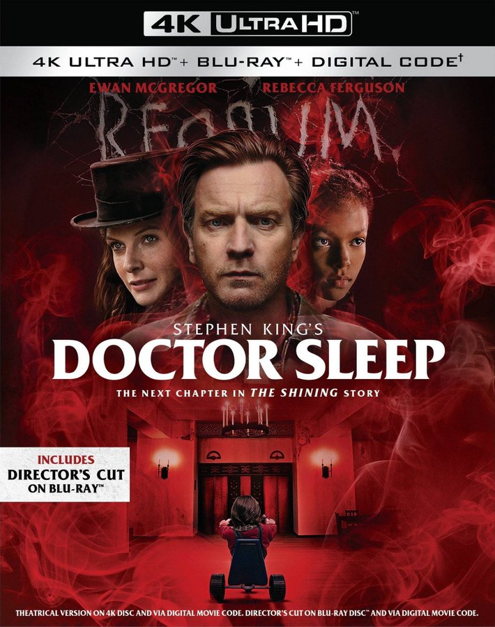 Doctor Sleep 4k Directorscut