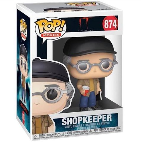 Funko Ca Chapitre2 Nouvelles Figurines Stephenking 874