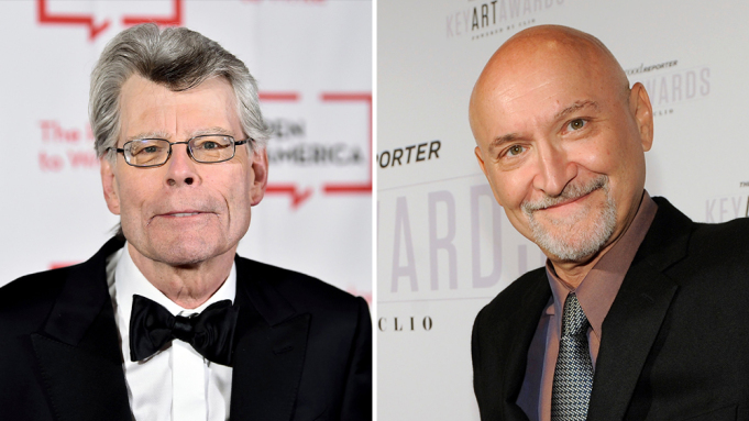 Stephen King Frank Darabont