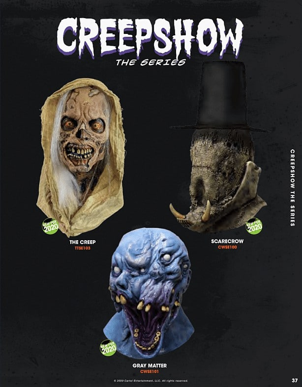 Creepshow Series Trickortreat 01