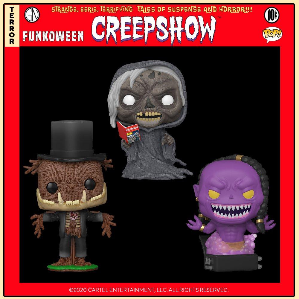 Funko Creepshow Figurines Serie