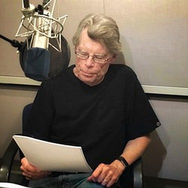 Stephenking Reading Audiobook