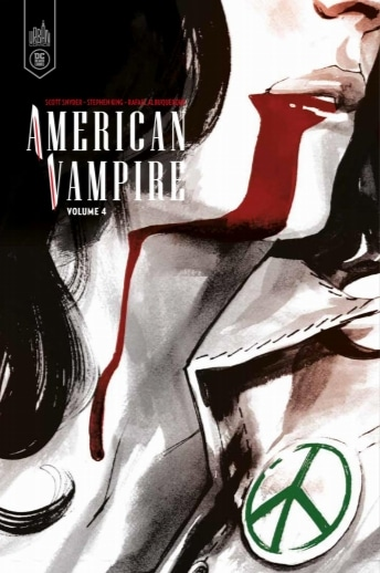 american vampire intégrale tome 4