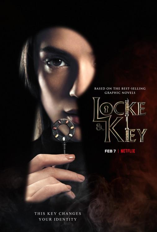 Lockeandkey Poster 1
