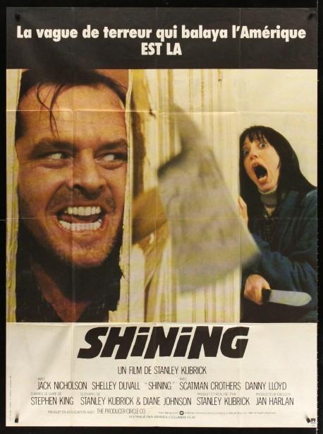 Shining Poster Film