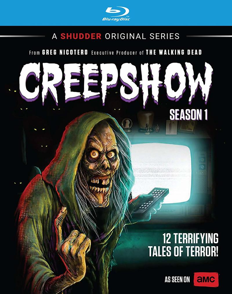 Creepshow Serie Saison1 Bluray
