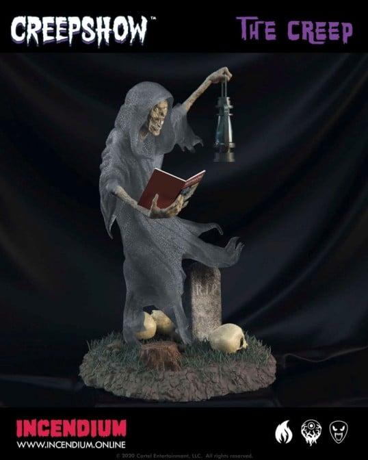 Creepshow Statuette Incendium 2