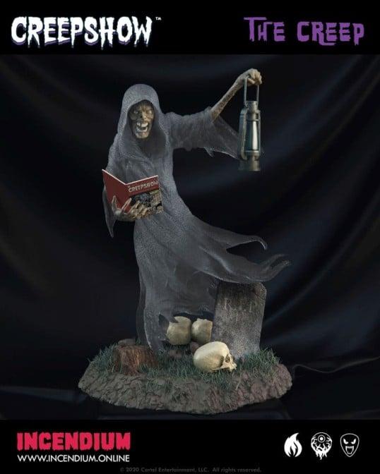 Creepshow Statuette Incendium 4