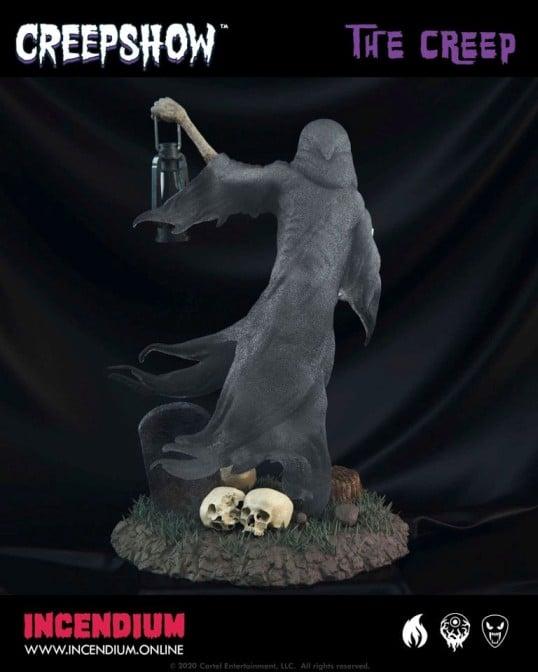 Creepshow Statuette Incendium 5