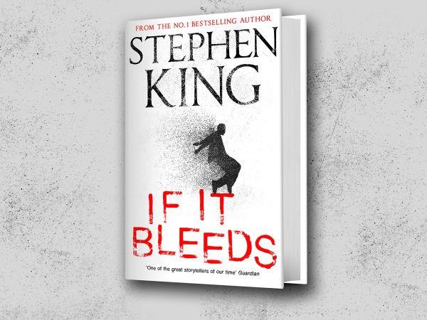 If It Bleeds Uk Cover Stephenking Livre Hodder