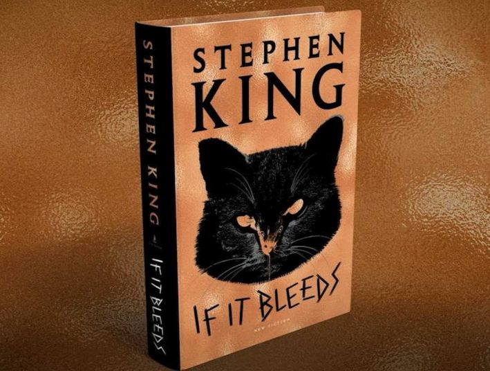 If It Bleeds Us Cover Stephenking Livre