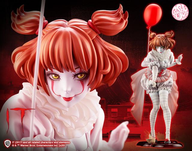 Kotobukiya Female Pennywise Figurine0