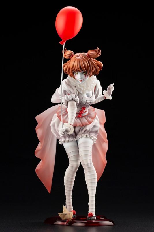 Kotobukiya Female Pennywise Figurine2