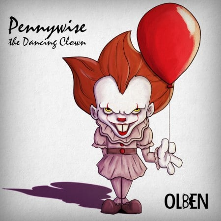 Pennywise Cartoon Olben