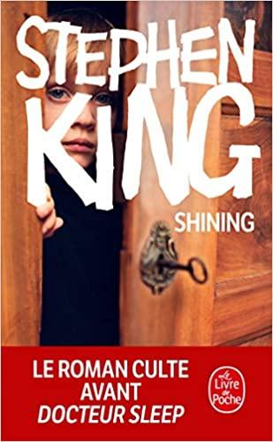 Shining Stephenking Lelivredepoche Livre