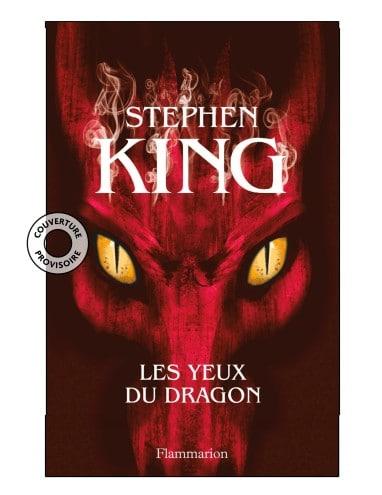 Stephenking Lesyeuxdudragon Flammarion Jeunesse 2020