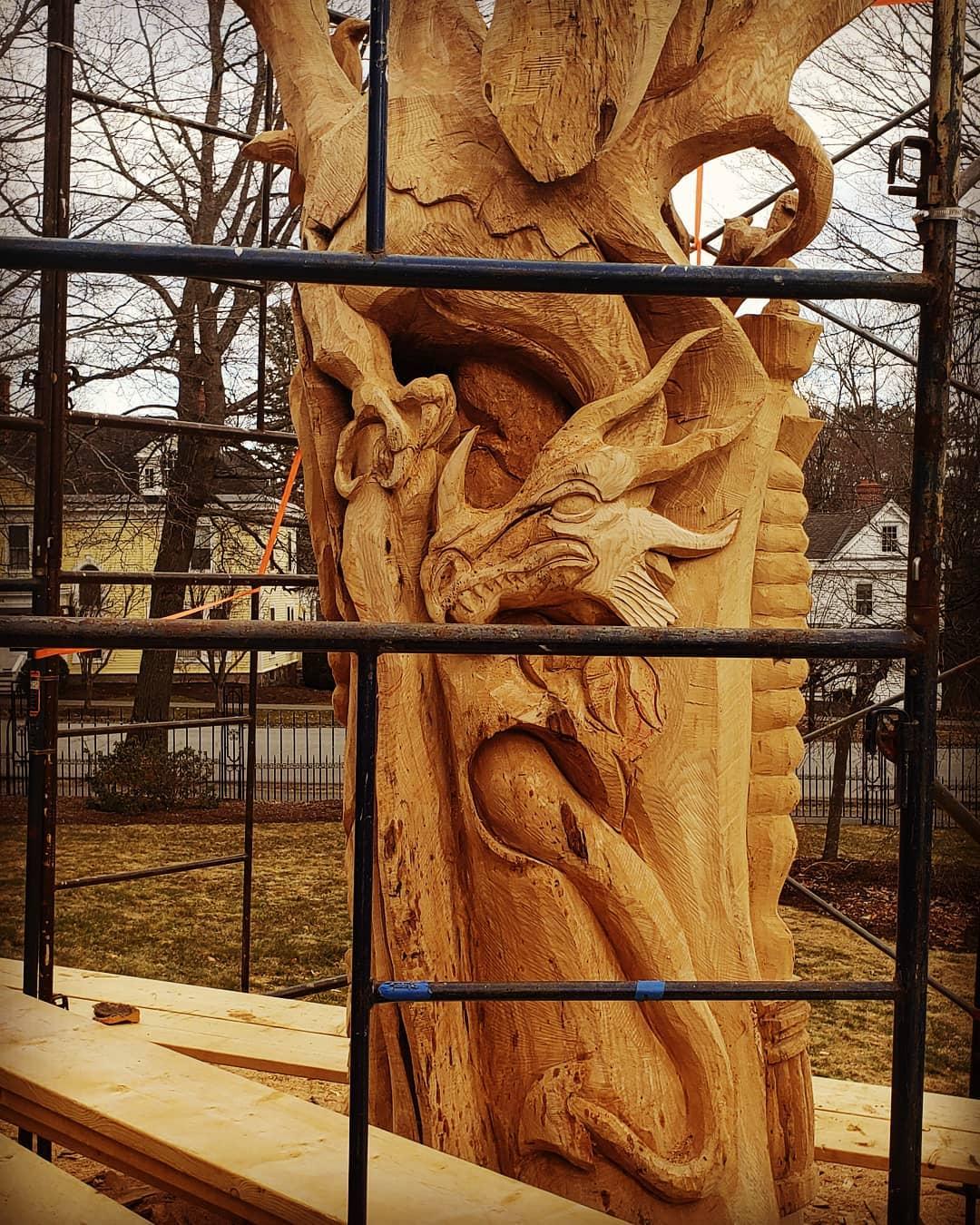 Stephenking Tabithaking Sculpture Maison 03